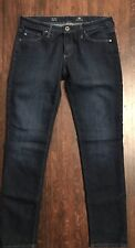 Adriano Goldschmied AG Women's The Stilt Cigarette Leg Skinny Jeans Size 28X29