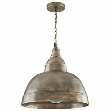 "Capital Lighting 330313XN Pendant,17"" 1-Light 100 Watts, Oxidized Nickel"