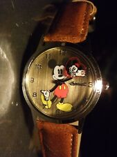 Mens Vintage Disney Ingersoll Mickey Mouse Watch (Minnie Mouse)-Rare-HTF-New
