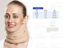 TYNOR CERVICAL Collar Soft With Support B-02 Sizes S, M, L, XL   Free Shipping