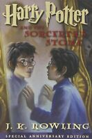 Harry Potter and the Sorcerer's Stone 10th Anniversary Edition by J.K. Rowling