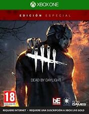 DEAD BY DAYLIGHT EDICION ESPECIAL