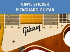 GIBSON BLACK STICKER PICKGUARD GUITAR LES PAUL VISIT OUR STORE WITH MORE MODELS
