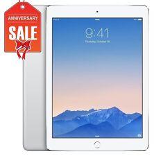 Apple iPad Air 2 64GB Wi-Fi + 4G (Unlocked) 9.7in Silver (Latest Model) (R-D)