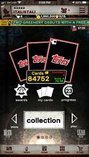 Topps The Walking Dead Card Trader - You Pick Any 9 Digital Cards