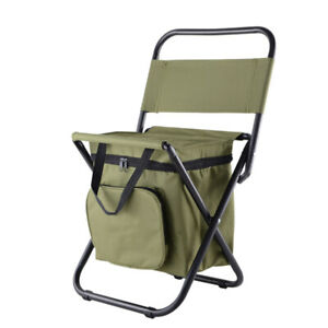 Fishing Chair Movable Refrigerator Keep Warm Cold Portable Folding Beach Chair