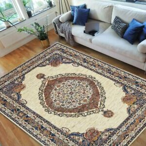 Traditional Rug 8x10 Interior Decor Oriental 5x7 Area Rug Carpet Flooring Kilim