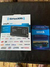 Sirius Xm Onex Exr Radio and Fm adapter New