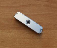 Original Nokia n95 top cover, cobertura (nuevo, plata, 0256092)