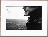 Kurt W. ERBEN - SIDE-TRACK - OriginalFotographie des WIENer Fotogr. 1972 VINTAGE