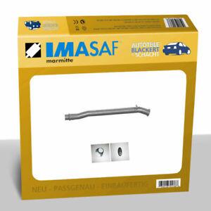 IMASAF Auspuff Endrohr für Ford TRANSIT (E_ _) 2.0/2.5 Diesel lang -Bj. 00