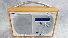Pure Evoke-1 XT DAB Radio (MAIN UNIT ONLY!!) Grade B
