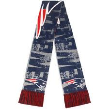New England Patriots Scarf Printed Big Logo Winter Neck Double Sided Team Logo