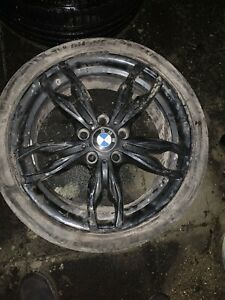 "GENUINE BMW M135 M140 M235 M240 436M 18"" ALLOY WHEELS"