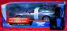 JAMES BOND Die Another Day 1:18 scale Aston Martin Vanquish New in worn box