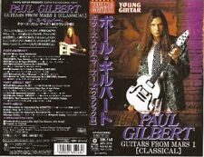 paul gilbert guitar from mars 1 guitar instructional dvd racer x mr. big