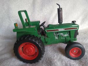 Tonka Maisto Hasbro Plastic Farm Tractor w / 3 pt Hitch and ROPS VG