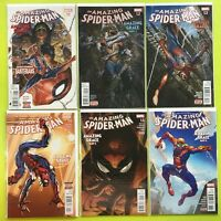 Amazing Spider-Man: Amazing Grace Run 1.1-1.6 1.2 1.3 1.4 1.5 Marvel NM 9.4