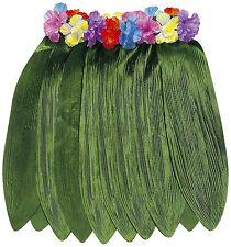 Bananenblätter Hawaii Rock 40cm NEU - Damen Karneval Fasching Verkleidung Kostüm