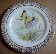 Churchill Sampsonite Collectors Plate BUTTERFLY #3