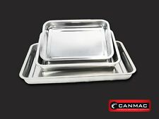 Stainless Steel Baking/Oven Tray - MEDIUM - (ONLY ONE)