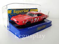 Slot SCX Scalextric Superslot H3423 Dodge Charger Daytona Bobby Isaac - New