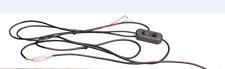 12V 13FT Hardwire For Emergency Traffic Advisor Flash Strobe Light Bar
