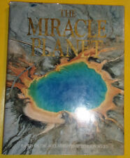 The Miracle Planet 1990 Great Photographs! PBS Nice See!