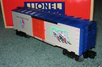 LIONEL 1993 2ND YEAR VISITOR CENTER BOXCAR MIB