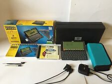 Psion Series 5 Handheld Computer 8MB RAM Backlit Screen Boxed Vintage PDA