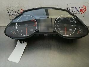 AUDI Q5 2010 2.0 Diesel 8R Speedometer Instrument Cluster 8R0920981H