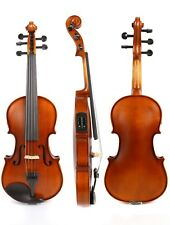 Advance Electric Acoustic Violin 5 String 4/4 Maple Spruce Professional Sound