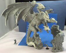 Ma'al Drakar The Dragon Tyrant In Hand Tiamat Reaper Bones 3 Kickstarter III