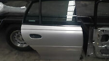 HOLDEN WL STATESMAN 2005 MDL R/HAND REAR DRIVERS SIDE DOOR SHELL PC: 470G SILVER