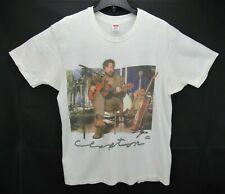 Vintage Original ERIC CLAPTON Unplugged Size XL T Shirt RARE Single Stitch