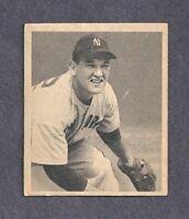 1948 Bowman #14 Allie Reynolds RC New York Yankees EX+/MT Additional ship free