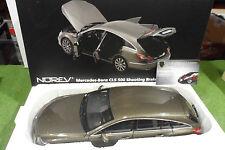 MERCEDES BENZ CLS 500 shooting brake 2012 au 1/18 NOREV 183549 voiture miniature
