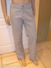 pantalones rectos KANABEACH BIOLOGIK hino T 44 NUEVO CON ETIQUETA valor