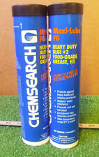 2 NEW CHEMSEARCH MAXI LUBE FG NLGI#2 FOOD-GRADE GREASE ***MAKE OFFER***