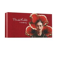 Limited Edition Frida Kahlo Signature Collector's Box Eyeshadow Palette New