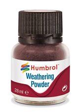 Humbrol Weathering Powder Dark Earth Costuming Cosplay