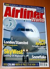 Airliner World 2004 June Air Baltic,SkyWest,Faro,Snowflake,Gambia,Stansted