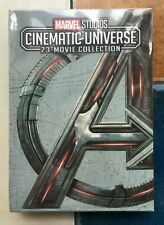 marvel studios cinematic universe 23 movie collection (DVD, 2020, 12-Disc Set)