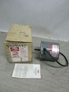 Dayton 6K149B Oil Burner Motor  1/7 Hp 3450 RPM 115V