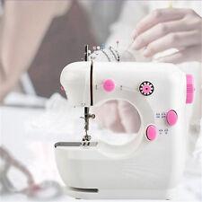 220V Mini Multifunction Electric Sewing Machine Lightweight Handwork Home Desk