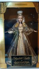 Barbie: CLEOPATRA Elizabeth Taylor as The Queen of Egypt 1999 #23595 NRFB