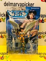 """1998 RENDITION MERCY BLUE OUTFIT 7""""in Sexy Action Figure New In Box"""