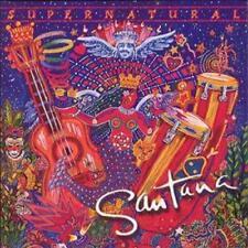 Santana : Supernatural CD (2003)