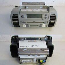 Autoradio CD AX600 Nissan Micra Mk3 2002-2010 usata (20129 20E-2-D-8)