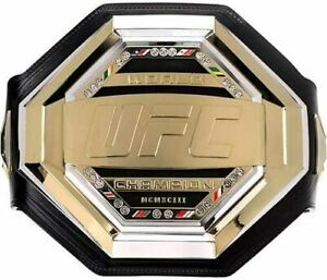 UFC Legacy Championship Wrestling Belt Heavy duty Replica Belt With Gold Plated
